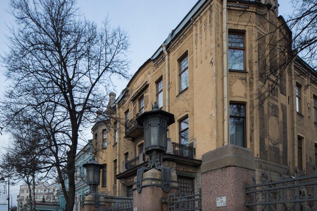 Я живу в доходном доме Лидваль (Петербург). Изображение № 23.