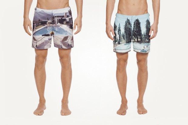 Где купить купальник ипляжные шорты. Изображение № 3.