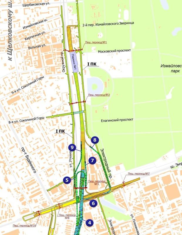 В Москве открыли участок Четвёртого транспортного кольца. Изображение № 1.