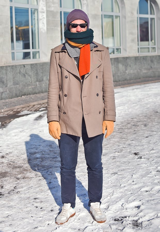 Внешний вид (Петербург): Егор Крецан, шеф-редактор сайта футбольного клуба. Изображение № 1.