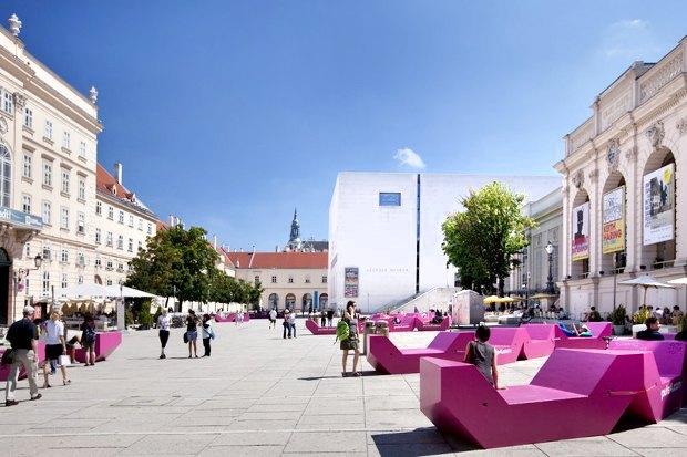 Итоги недели: Городской велопрокат, платная парковка, запрет курения и скамейки из Вены. Изображение № 2.