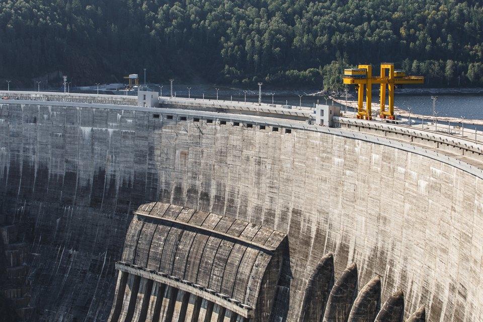 Как работает гидроэлектростанция. Изображение № 2.