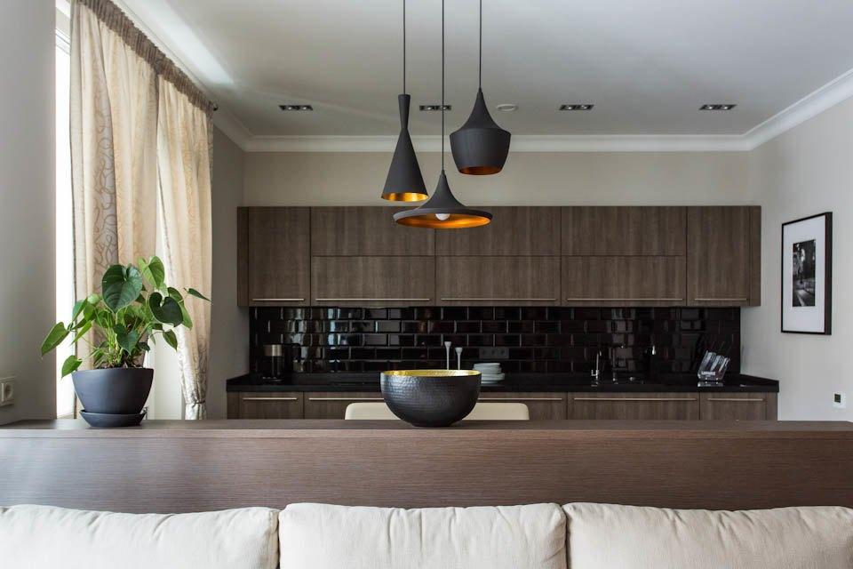 Двухкомнатная квартира вЦарицыне для молодой семьи. Изображение № 10.