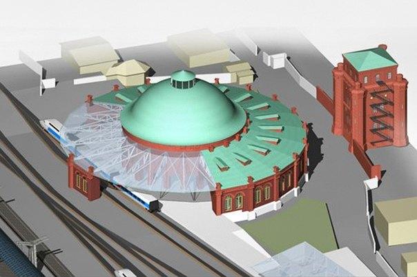Итоги недели: Реконструкция Кругового депо, Московский марафон и сеть дайнеров Johnny Rockets. Изображение № 1.