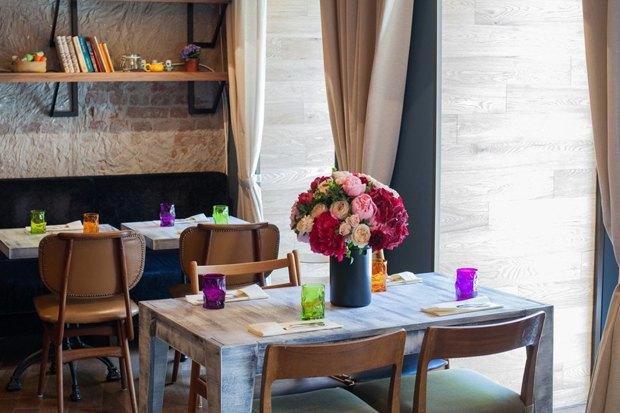 8 ресторанов икафе, открывшихся виюне. Изображение № 4.