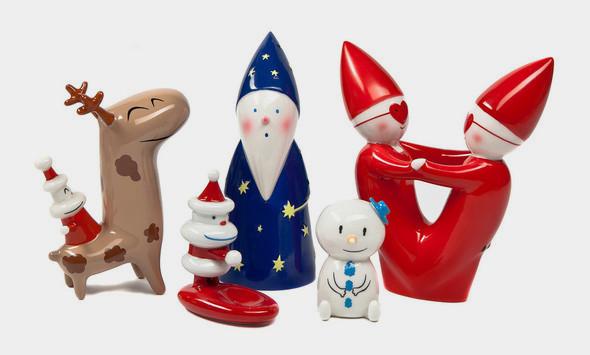 Столичные универмаги открывают рождественские ярмарки. Изображение № 4.