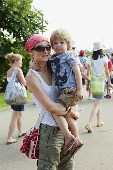 Родители с детьми на пикнике «Афиши». Изображение № 8.