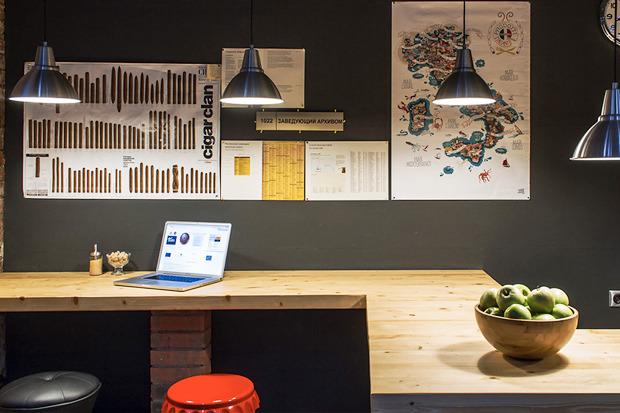 Дизайн-бюро Артёма Горбунова открыло коворкинг. Изображение № 3.