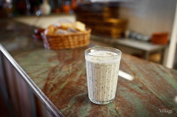 Напиток от шефа «Айран» — 110 рублей. Изображение № 27.
