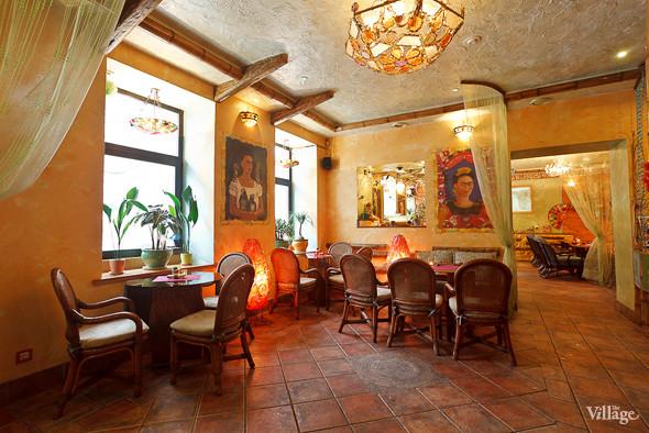 Новое место (Петербург): Вегетарианская кофейня «Фрида». Изображение № 1.