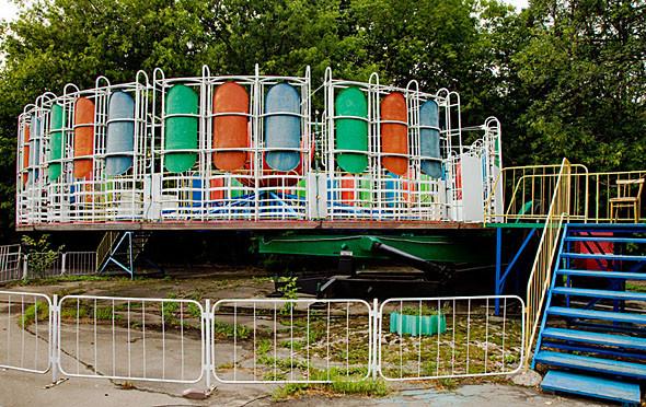 Карусель-карусель: 6 московских парков аттракционов. Изображение № 84.