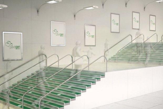 Идеи для города: Электричество от шагов в Лондоне. Изображение № 8.