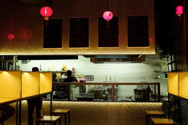 Кафе Silver Panda иRight Bite, пивной бар «Пивотека 465» иресторан «Прекрасное общество»  . Изображение № 1.