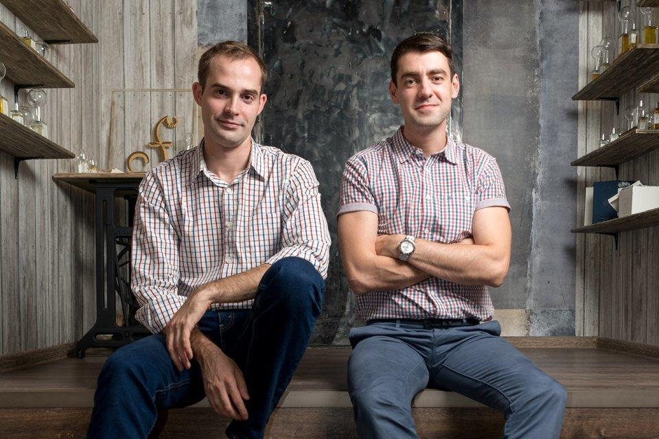 Сооснователи проекта Илья Волков и Дмитрий Горчаков (справа). Изображение № 1.