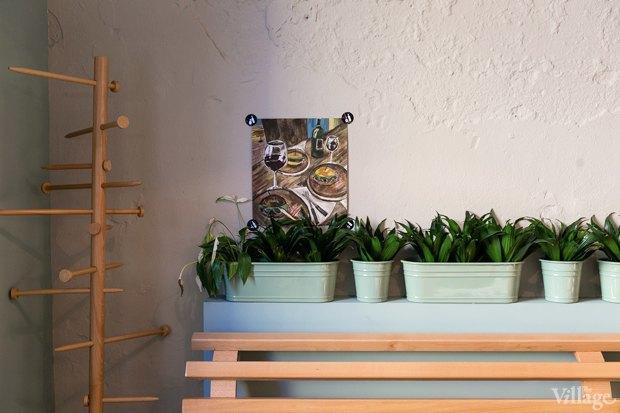 Новое место: Кафе-бар «Бюро». Изображение № 12.
