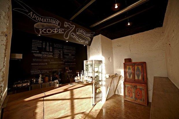 Новое место: кафе «7сэндвичей» около «Винзавода». Изображение № 3.