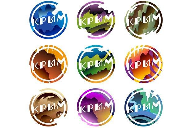 Логотип Крыма от Студии Лебедева. Изображение № 2.