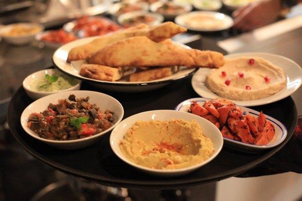 НаСтремянной открылось кафе Beirut свосточной кухней. Изображение № 9.