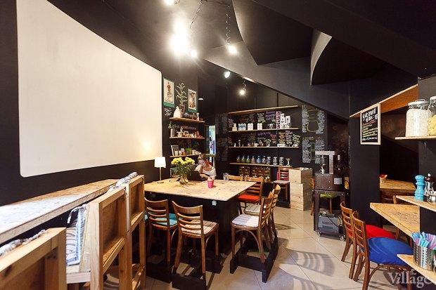 Новое место: Кофейня «ДоМоД». Изображение № 1.