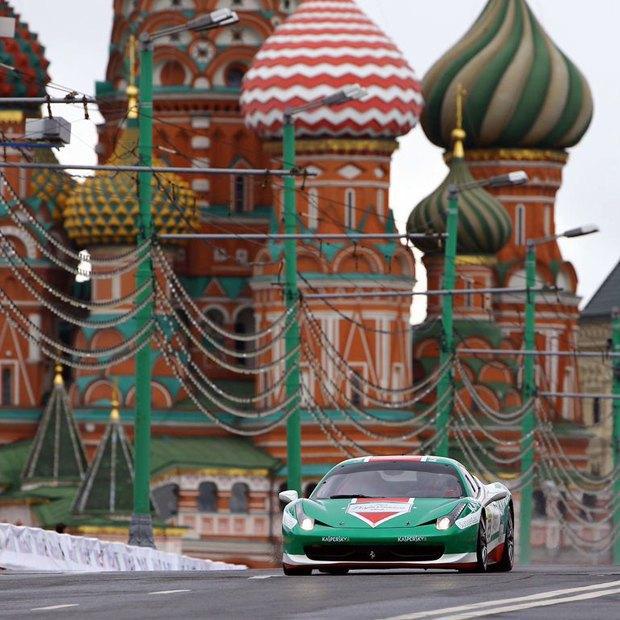 Концерт Foster ThePeople, Moscow City Racing иоткрытие пространства «КорабльБрюсов». Изображение № 4.