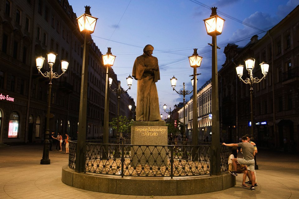 Как уличное освещение может изменить город. Изображение № 3.