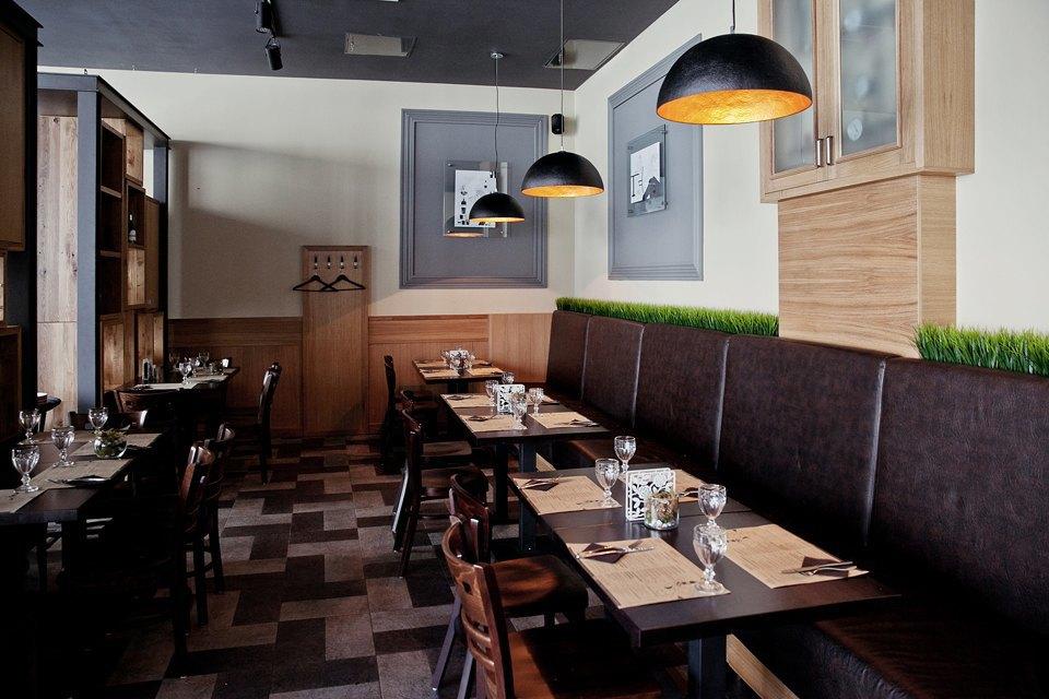 Ресторан скандинавской кухни Enebaer. Изображение № 4.