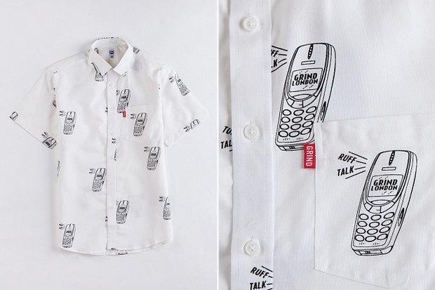 Шесть мужских рубашек. Изображение № 2.