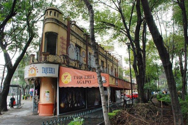 Рома, район стартапов в храмахМехико . Изображение № 6.