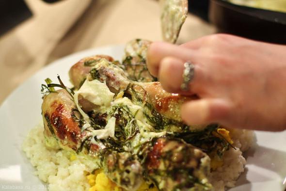 Сливочная курица с тархуном. Изображение № 13.