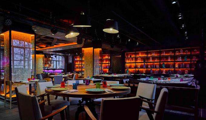 Владелец «Ресторанного синдиката» открыл ресторан индийской кухни «Жизнь Пи». Изображение № 2.