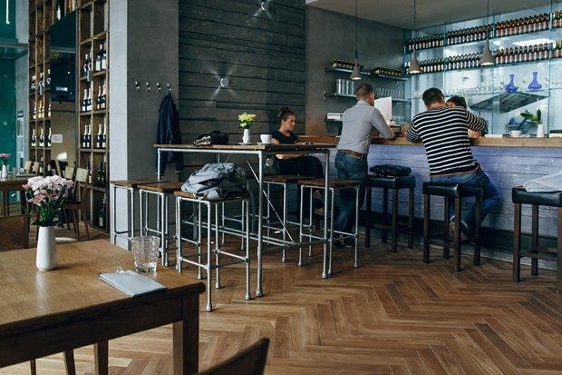 Открытия недели: «Любимое место 22.13», Brix II, кофе вChop-Chop и Durum Durum. Изображение № 2.