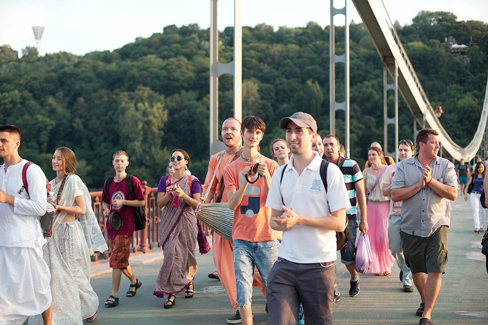 Фотопроект на Пешеходном мосту. Изображение № 7.