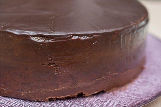Как приготовить шоколадный торт без муки. Изображение № 2.