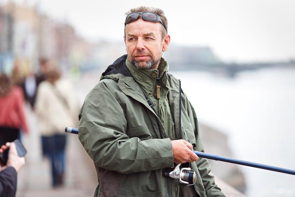 Люди в городе: Рыбаки Петербурга. Изображение № 12.