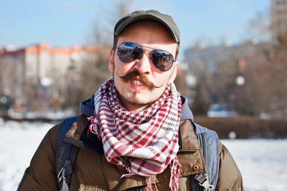 Люди в городе: Участники фестиваля усов. Изображение № 4.