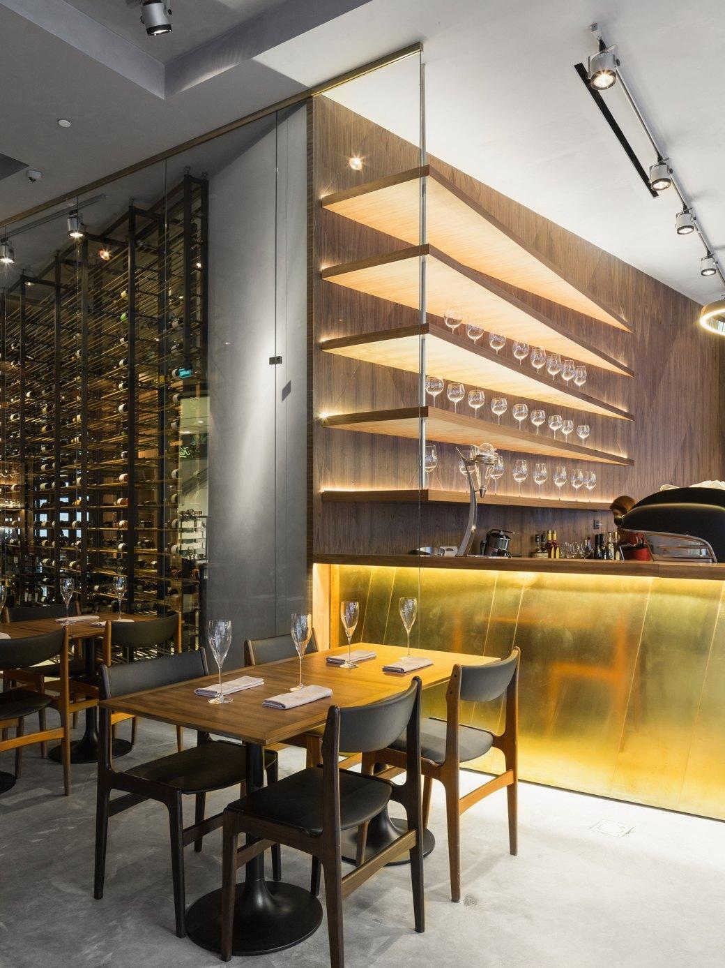 Ресторан Una вДЛТ. Изображение № 3.