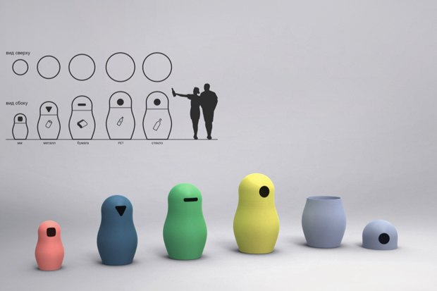 «ПроФОРМА»: 20 идей малых объектов городской среды. Изображение № 30.