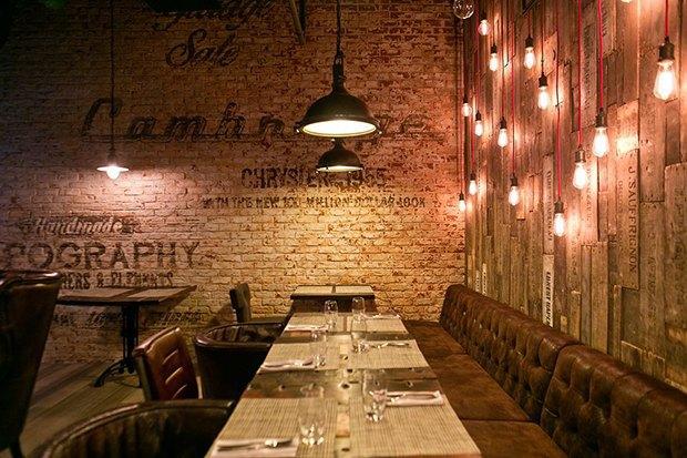 Ресторан «Фаренгейт». Изображение № 29.