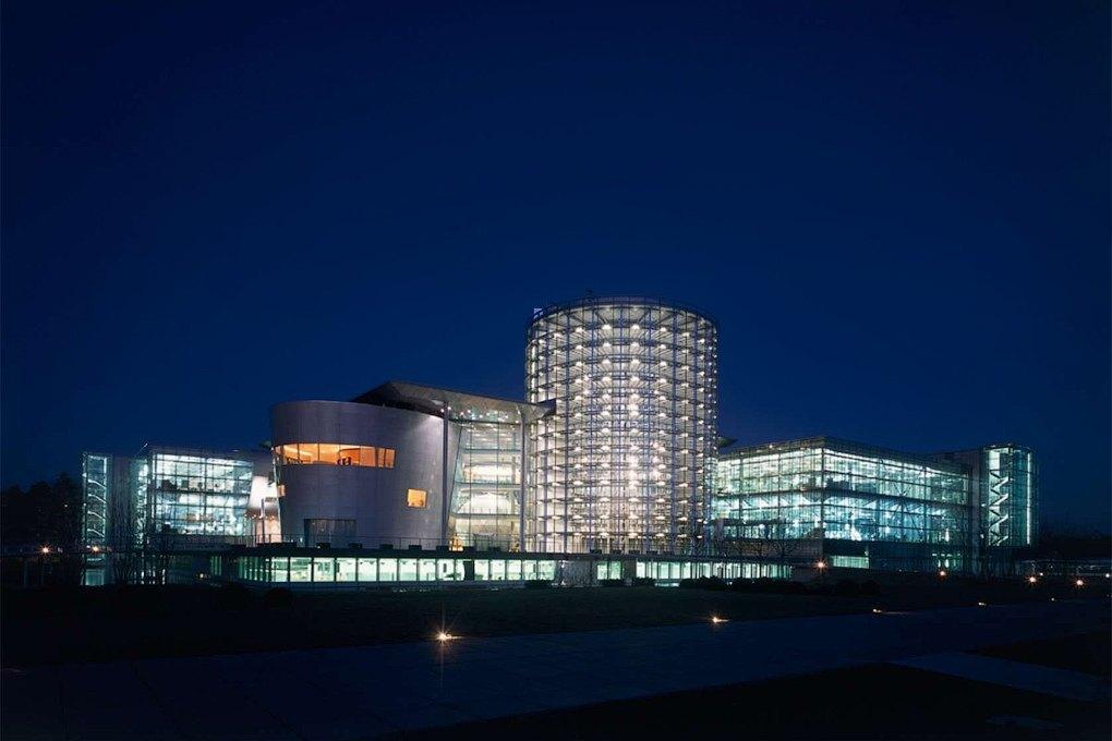 Заводы стоят: 12суперсовременных промышленных зданий. Изображение № 2.