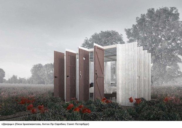 ВПетербурге откроется хостел сэкспериментальными жилыми модулями . Изображение № 3.