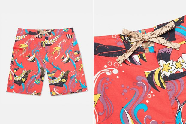 Приплыли: Где купить купальник ипляжные шорты. Изображение № 6.