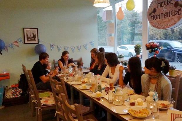 На Руставели открылось семейное кафе «Месье де Монпансье». Изображение № 2.