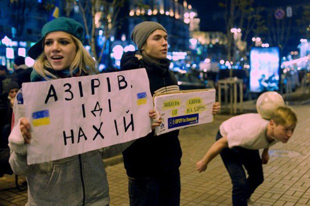 Работа со вспышкой: Фотографы — о съёмке на «Евромайдане». Изображение № 26.