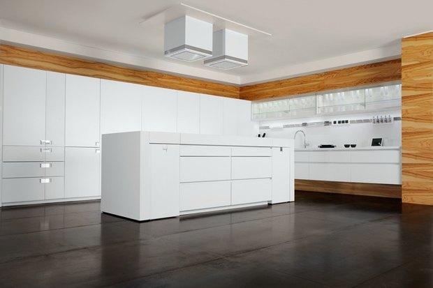 Как преобразить квартиру при помощи встроенной мебели. Изображение № 1.