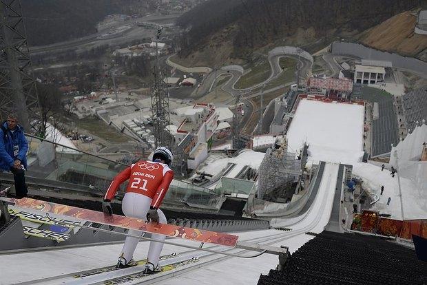 Куда люди смотрят: Что внутри Олимпийских стадионов. Изображение № 55.