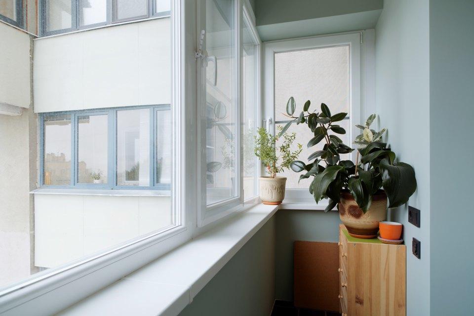 Однокомнатная холостяцкая квартира сумным зонированием. Изображение № 9.