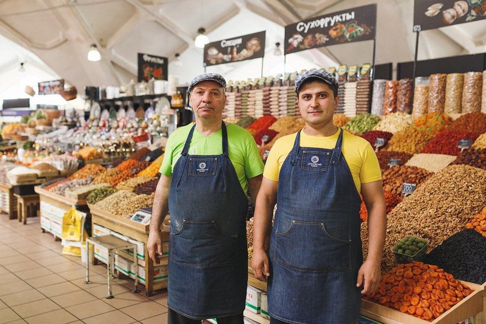 Директор Даниловского рынка Максим Попов: «Рынок за 50 миллионов долларов — дорогое удовольствие». Изображение № 4.