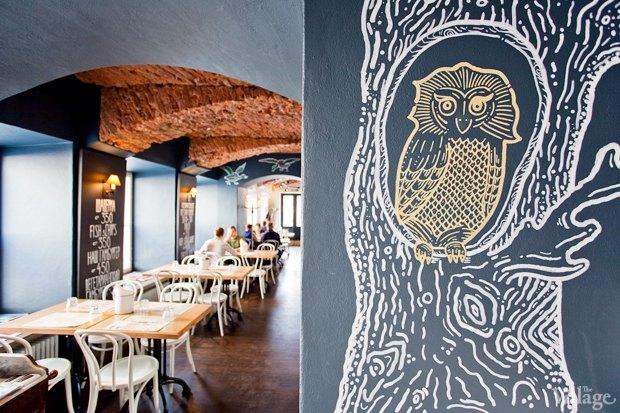 Новое место: Ресторан Jerome. Изображение № 4.