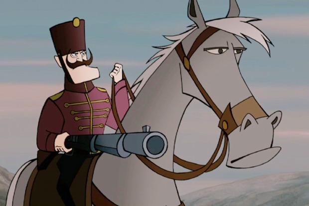 «Похождения бравого солдата Швейка», отечественная анимационная комедия. Изображение № 2.