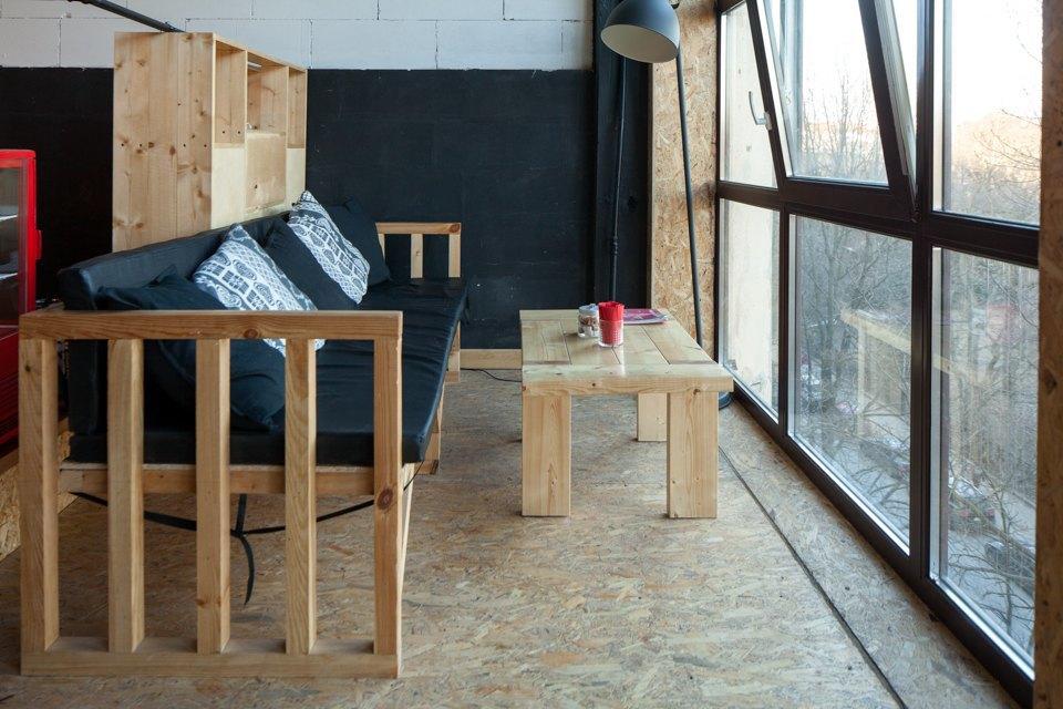 Кофейня Coffee3 влофте Contour . Изображение № 9.